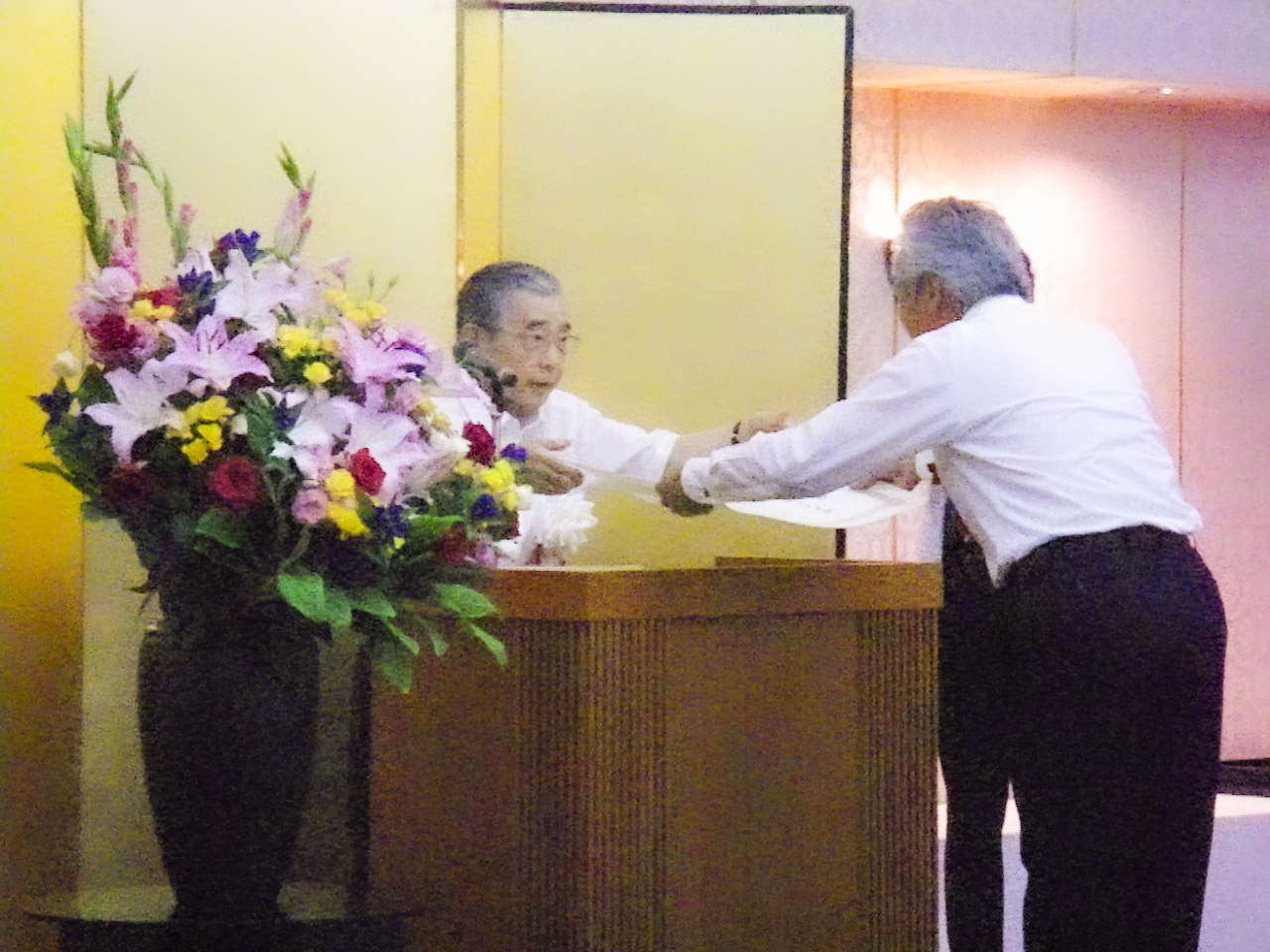 島根県優良工事知事表彰をいただきました。
