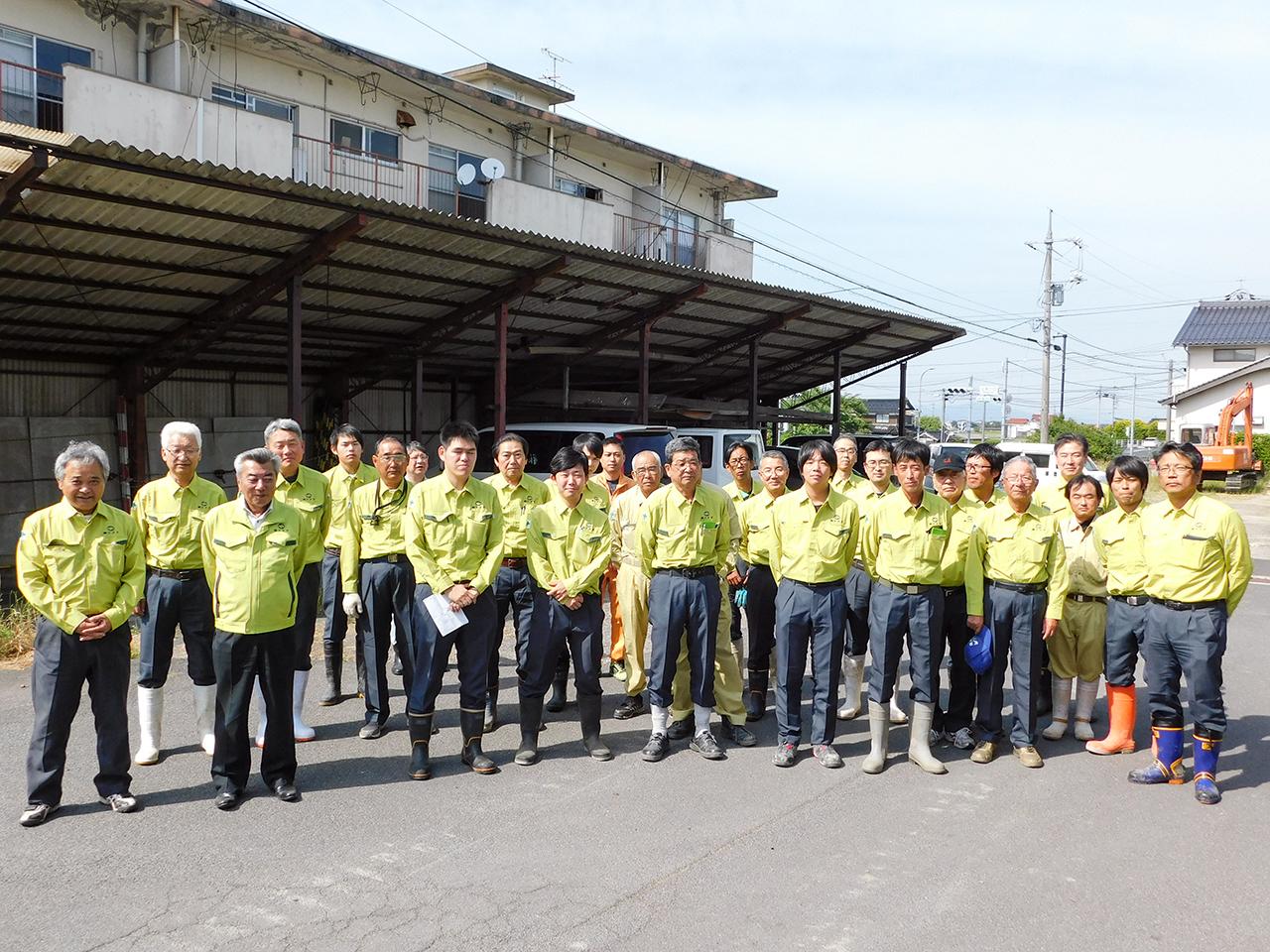 当社が企画したボランティア活動を実施しました。